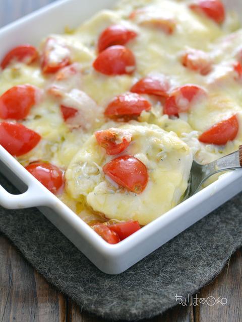 豆腐のしらすチーズグラタン3