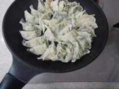 豚ニラ大葉餃子P6