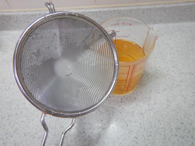 新生姜のらっきょう酢漬けP