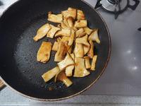 エリンギのオイスターソース煮風P2