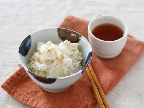 豆腐のごま風味炊き込みご飯R5