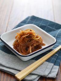 冷凍玉ねぎのおかか醤油漬け_献立レシピ201708