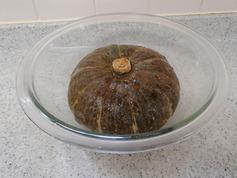 かぼちゃのシーフードシチューグラタンP
