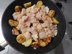 チキン&ポテトのトマトチーズ煮200317-P3