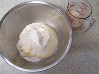 練乳食パン_材料