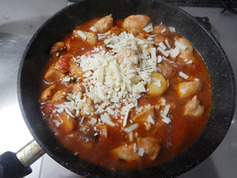 チキン&ポテトのトマトチーズ煮200317-P5