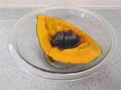 かぼちゃのクリームチーズしょうゆサラダP