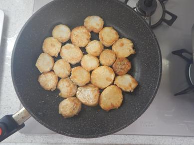 2018おせち_里芋の甘辛バター焼きP