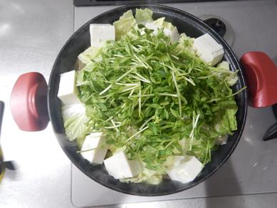 晩ごはん191102_牛大根の白菜無水鍋P4