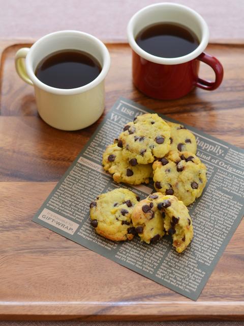 さつまいものチョコチップオイルクッキーR2