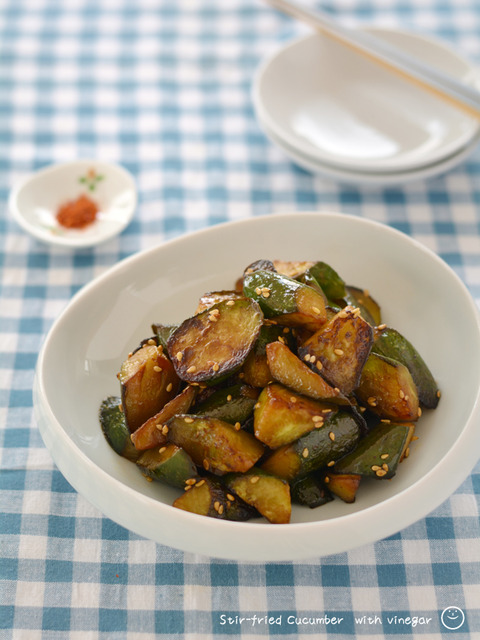 酢炒めきゅうり_macaroni1909
