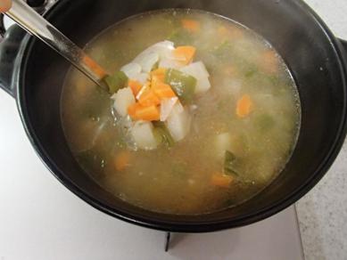 しらすのコンソメ風野菜スープ161109-P2