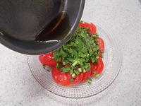 ニラ塩トマトP2