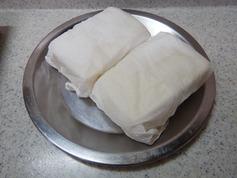 豆腐のしらすチーズグラタンP