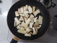 エリンギのオイスターソース煮風P
