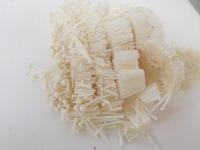 塩えのきのふんわり卵スープP