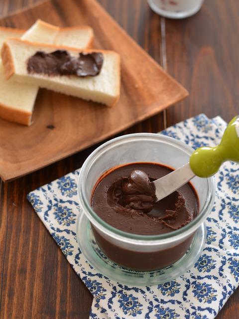 レンジでチョコクリームR2