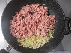 豚ひき肉とキャベツのほんのり甘みそ炒め190725-P2