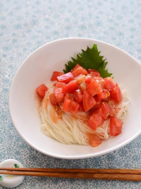 スタミナ梅肉トマトだれR