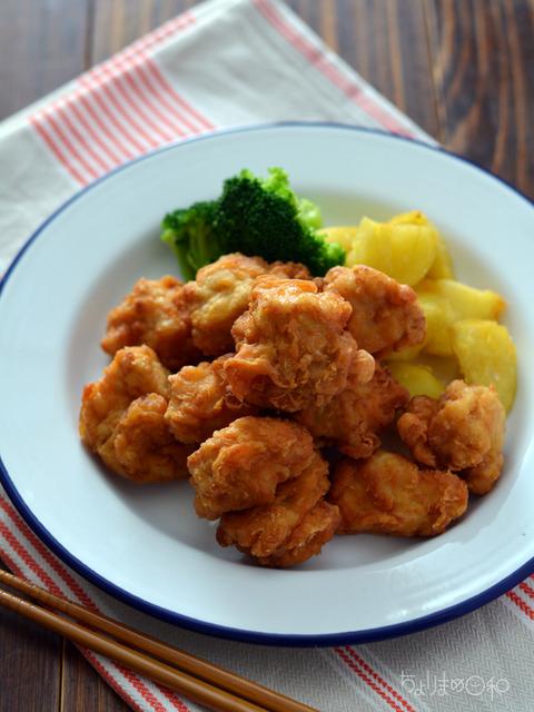 定番鶏のから揚げ2