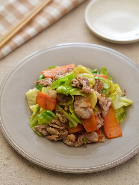 豚野菜炒めR2