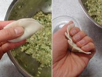 たっぷり野菜餃子P4