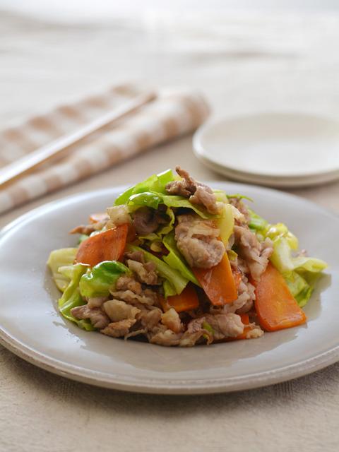 豚野菜炒めR