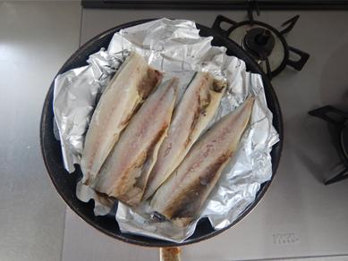 うちラボ190325_トルコ&ヨーグルト料理_サバサンドP1