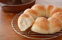 ちぎりパン170112