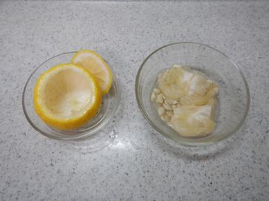 れんこんの柚子マリネP2
