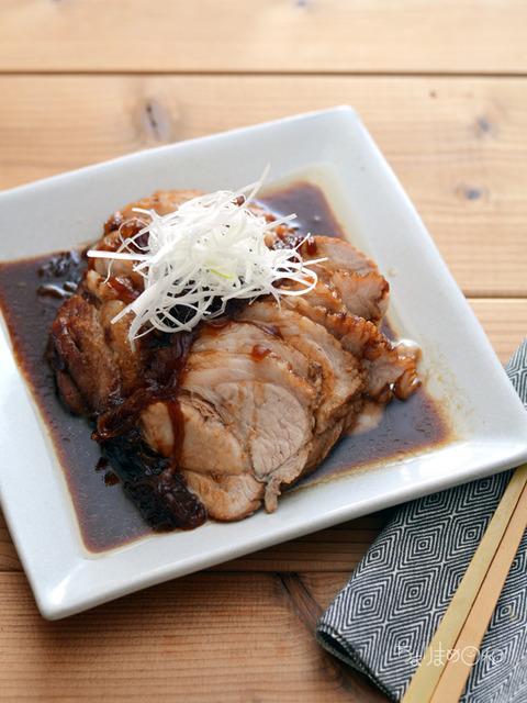 焼き豚(チャーシュー)2