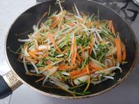 ちく豆もやしの炒めサラダP3