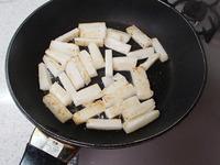 豚肉と長いもの香味甘醤油炒めP