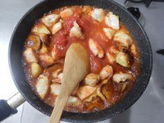 チキン&ポテトのトマトチーズ煮200317-P4