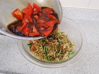 切り干し大根のトマト黒酢中華サラダP2