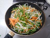 ちく豆もやしの炒めサラダP2