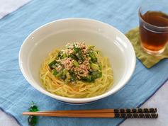 汁なしニラ担々麺R6