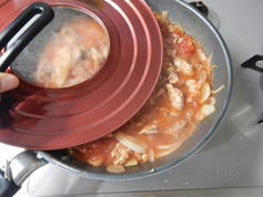 晩ごはん181024_豚肉のトマト煮P3