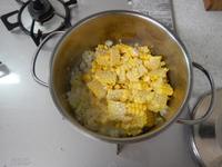 塩鶏だしのコーンスープP2