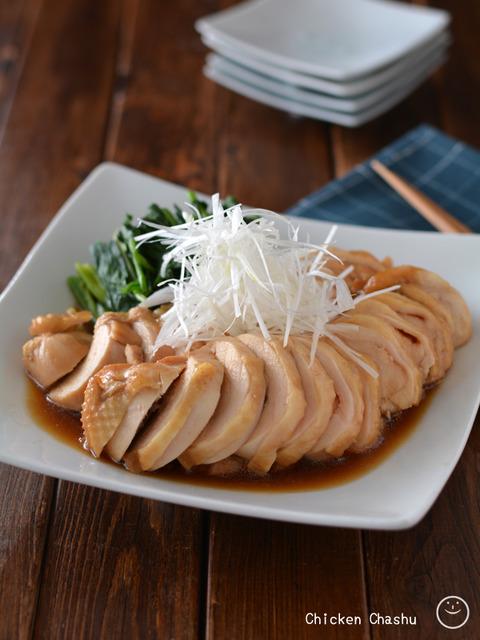 レンジ鶏チャーシュー190403