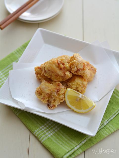 ヨーグルト仕込み 鶏塩から揚げ2