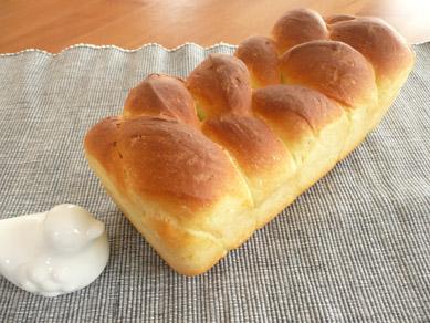 ずんだミニ食パン