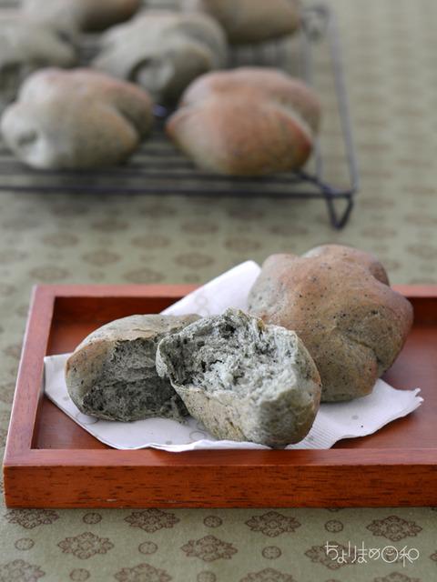 よもぎパン_TOMIZ1802-1