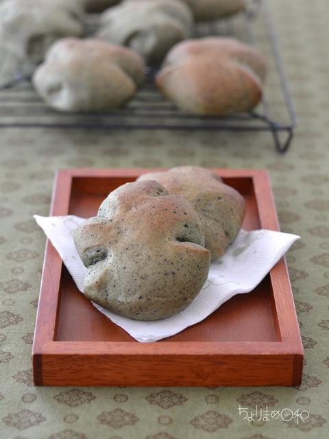 よもぎパン_TOMIZ1802