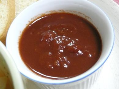 ピリ辛コク酸トマトソース