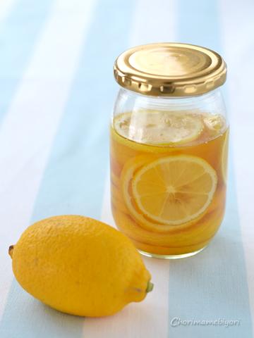 レモンのはちみつ漬け_N