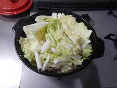 白菜そぼろのくたくた煮190104-P3