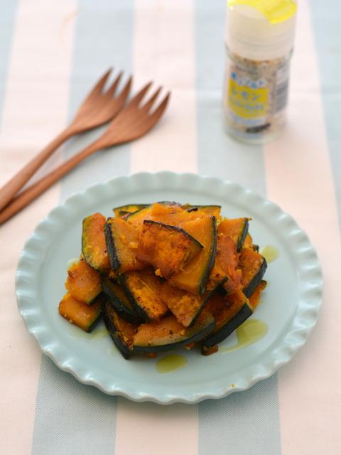 かぼちゃのレモンペパーミックスオイル焼きR2