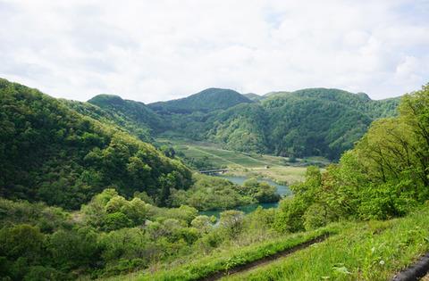 佐渡2017_棚田田植え0514