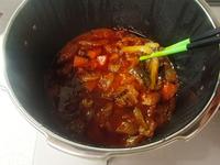 牛肉のトマト煮 焦がしバター風味P4